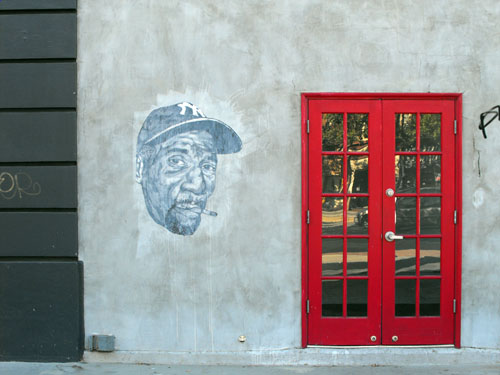 Hugh Leeman San Francisco street art