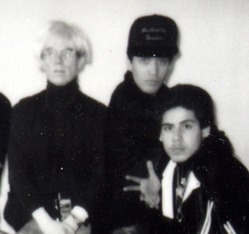 Michael Holman Warhol & MTH