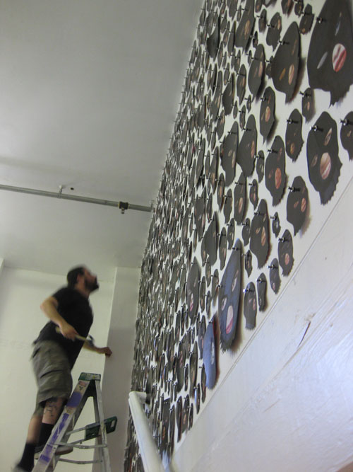 bryan schnelle installation gallery three