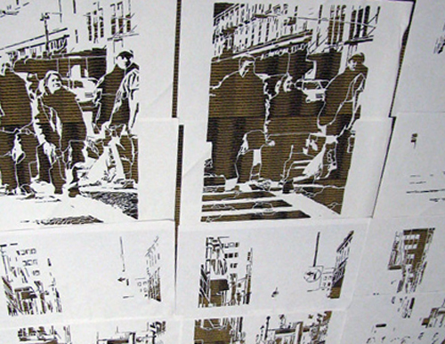 david soukup stencil 6