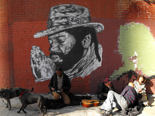 Hugh Leeman street art 6