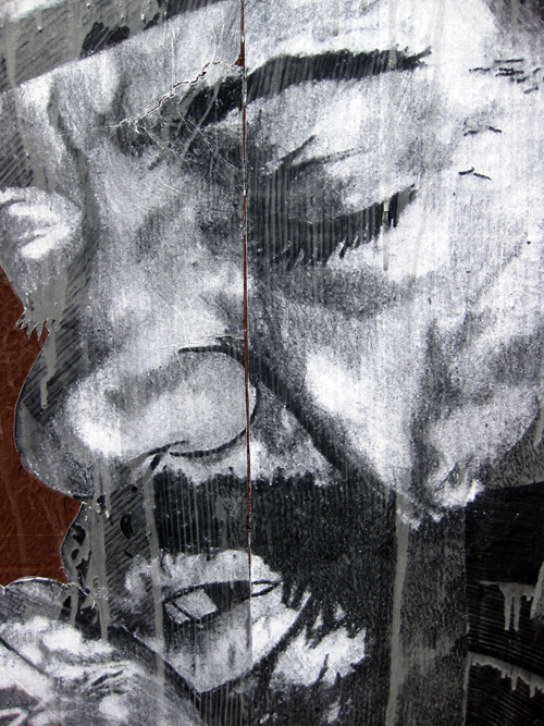 Hugh Leeman street art San Francisco