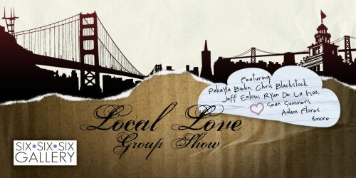 Local Love at 666 Gallery