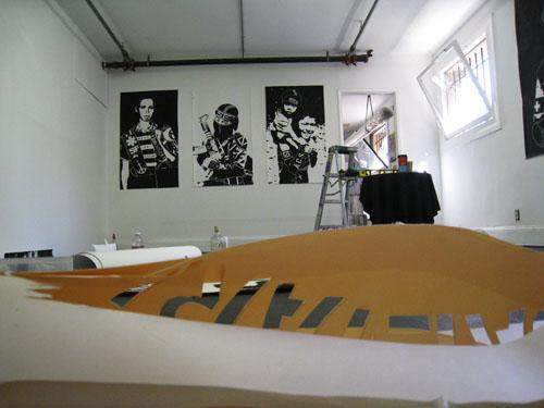 David Young install 1