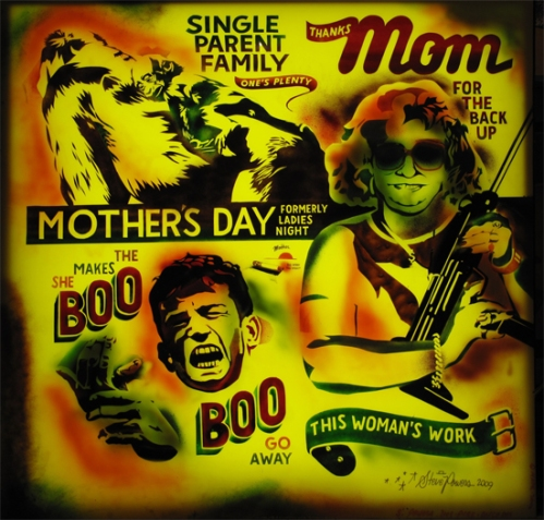 mother by Espo