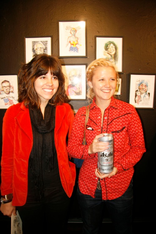 Gallery Babes at White Walls
