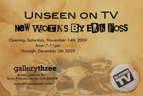Unseen on TV
